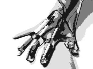 Sensor Hand - Somaya