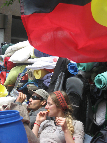 together - occupy sydney